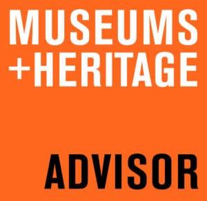 Museums + Heritage Advisor Logo